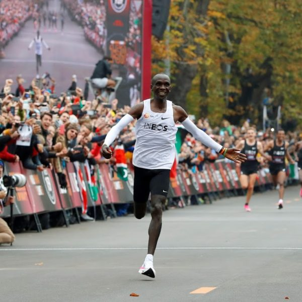 Kenya Film Commission Screens The 2020 London Marathon