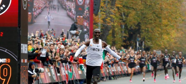 Kenya Film Commission Screens The 2020 London Marathon
