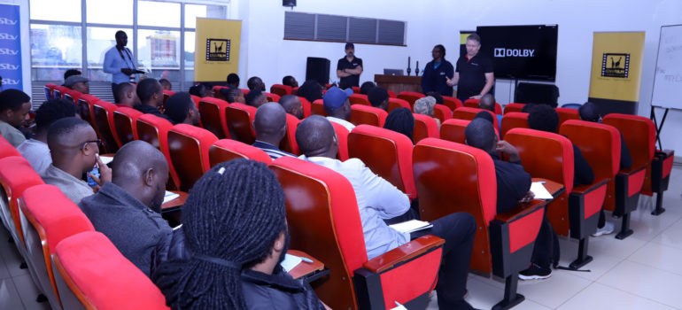Kenya Film Commission Partners With Multichoice Talent Factory & Dolby In A Sound Masterclass
