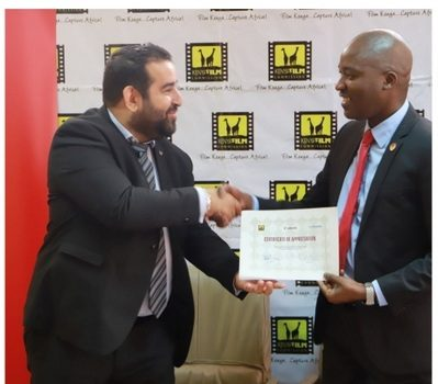 Supporting Kenya's Film Industry Through Capacity Empowerement