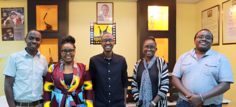 """Kfc Unveils 2019 Jury For The Second Edition Of The """"My Kenya My Story"""" Mobile Phone Film Competition"""