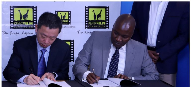 Kenya Film Commission Forges Partnership With Startimes Kenya