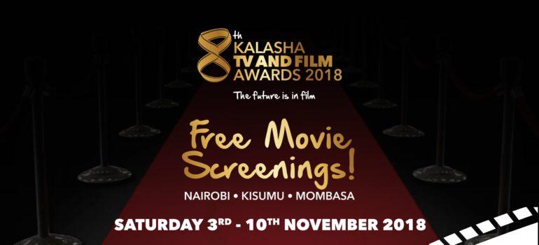Free Screenings For Kalasha Nominated Films