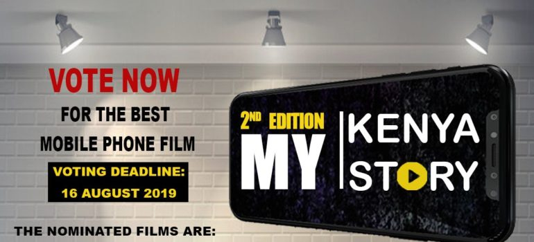 Full List Of The 2nd Edition Of The My Kenya My Story Mobile Phone Film Competition Nominees Announced