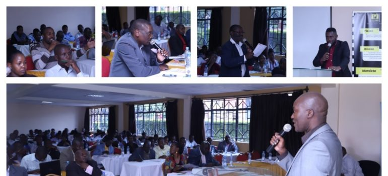 South Rift Stakeholders Forum In Bomet County