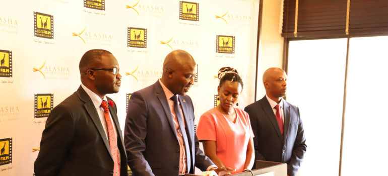 "Kenya Film Commission (KFC) Launches The Drive-In Cinema Concept At The Premiere Of ""Uradi"""