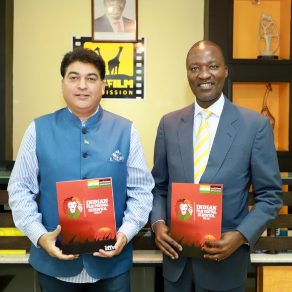 Kenya Film Commission To Partner With Indian Film Festival