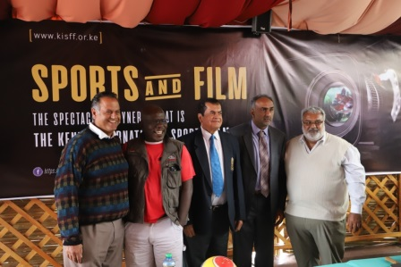 KENYA INTERNATIONAL SPORTS AND FILM FESTIVAL (KISFF)