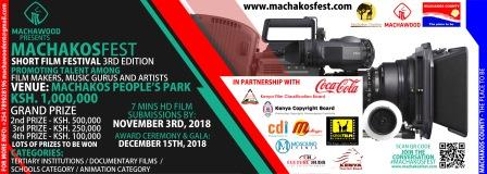 MACHAKOSFEST SHORT FILM FESTIVAL