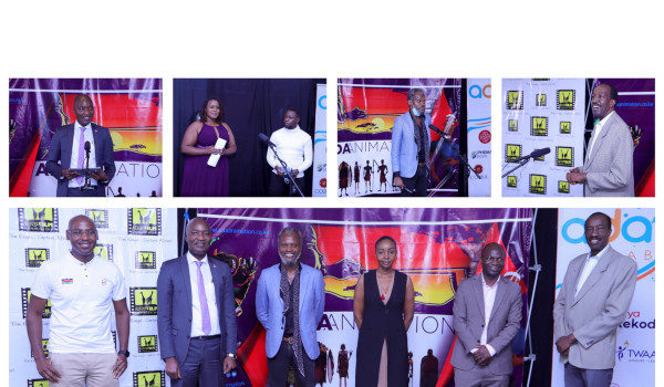 KENYA FILM COMMISSION AND ADA LABS AFRICA HOST A JOINT PRESS CONFERENCE TO ANNOUNCE LAUNCH OF ADA ANIMATION AND ADA ANIMATION BOOTCAMP