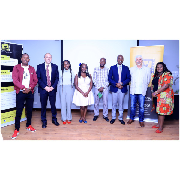 KENYA FILM COMMISSION (KFC) AND EMBASSY OF ISRAEL (KENYA) ANNOUNCES WINNERS OF THE ISRAELI FILM FESTIVAL SCRIPTWRITING COMPETITION