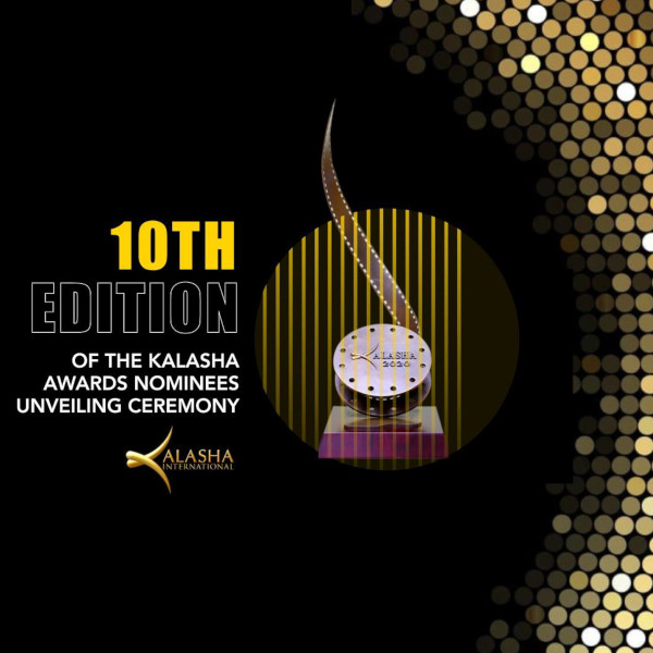 KENYA FILM COMMISSION (KFC) UNVEILS THE NOMINEES FOR THE 10TH EDITION OF THE KALASHA INTERNATIONAL FILM AND TV AWARDS.