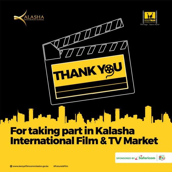 SUCCESSFUL VIRTUAL EDITION OF KALASHA INTERNATIONAL FILM AND TV MARKET 2021