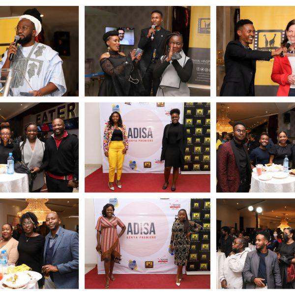 KENYA FILM COMMISSION SUPPORTS KENYAN PREMIERE OF 'ADISA' FILM