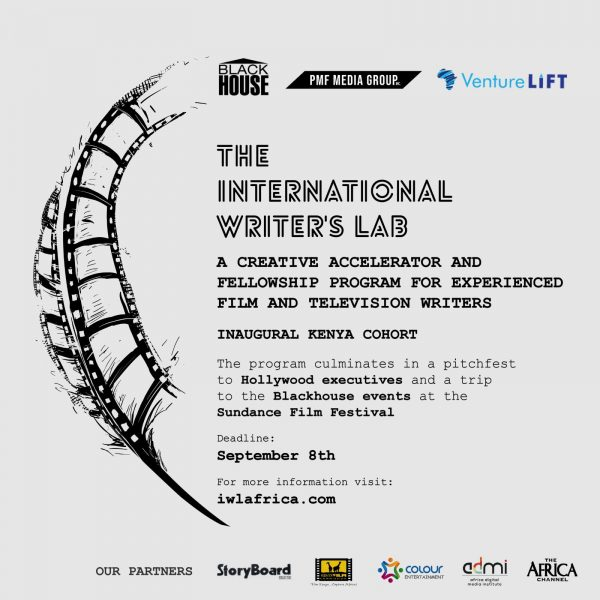 THE INTERNATIONAL WRITERS' LAB – A CREATIVE ACCELERATOR AND FELLOWSHIP PROGRAM